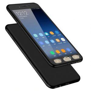 Samsung A8 telefontok fekete