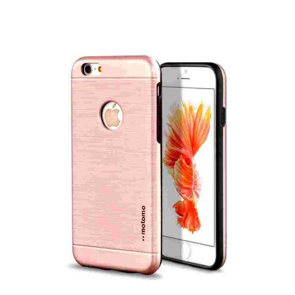 iPhone 6 motomo (Rose gold)
